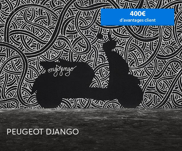 Offre Spéciale Scooter Peugeot Django