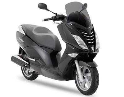 Scooter Peugeot CITYSTAR 125 ACTIVE SMARTMOTION 125cc
