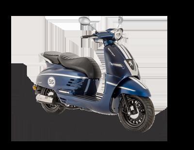 Scooter Peugeot DJANGO 125 ABS 125cc