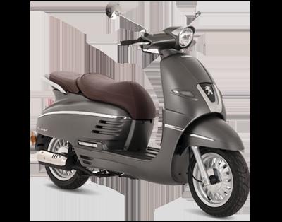 scooter Peugeot DJANGO 50 4T