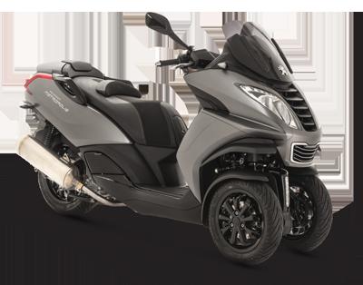scooter peugeot 3 roues METROPOLIS ACCESS MET400TVYKI3