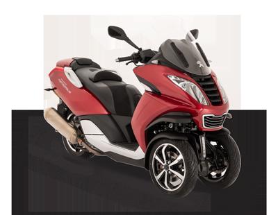 scooter peugeot 3 roues METROPOLIS ALLURE