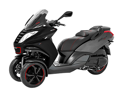scooter peugeot 3 roues METROPOLIS RS