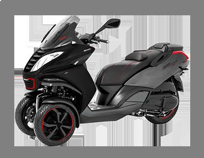 scooter peugeot 3 roues METROPOLIS RS